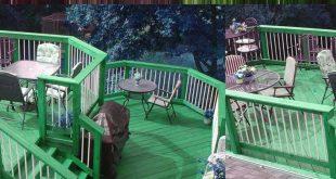 Best Multi Level Deck Design Ideas For Your Home! #deckbuildingcost