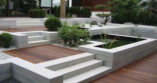 Bildergebnis für granit blockstufe gartenmauer
