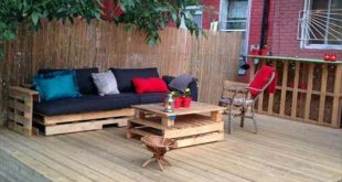 Creative and Low-budget Ideas For Building a Floating Deck 2019 Creative and L...