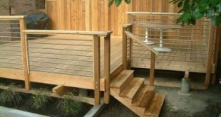 Deck Stairs Diy House 55 Ideas