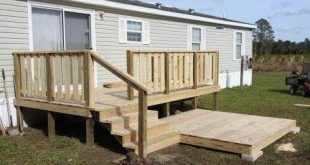 FLOATING DECK MADE EASY. STEP BY STEP INSTRUCTIONS FOR BEGINNERS. PLUS STAIRS.. ...