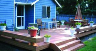 Floating Deck Style Concepts 2019 Lovely diy floating deck ideas made easy Th...