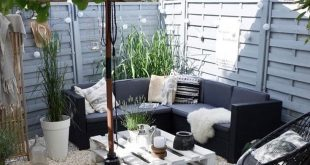 #Garten #Terrasse #Outdoorteppich #Lounge