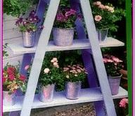Good idea for Small Patio #Gardens #DIY Good for May Flowers from all those Apri...