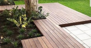 Great landscaping often blurs the lines between living spaces and garden spaces....