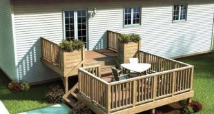 Multi Level Decks Design and Ideas #deckbuildingplans