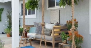 Simple Patio Ideas: 25+ Inspiring Design to Improve a Minimalist Home