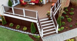 Small Deck Decorating Idea 580x435 Small Deck Decorating | homedesigncollect...