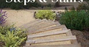 Trendy deck stairs ideas garden steps ideas