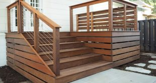 Want to add the skirting and cable railing to our front porch