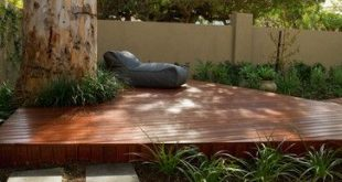 Who says your deck needs to be attached? Great idea is to place your deck near a...