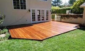deck designs low to the ground - Google Search