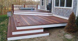 low+ deck+ideas+ | Need Low Deck #buildadeck #deckbuildingplans