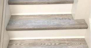 luxury vinyl plank on stairs vinyl plank stair nosing vinyl plank on stairs love...